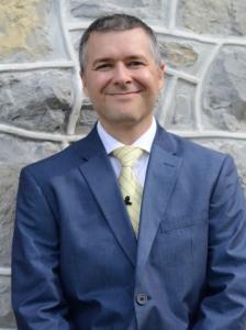Pastor Jason Cooksey