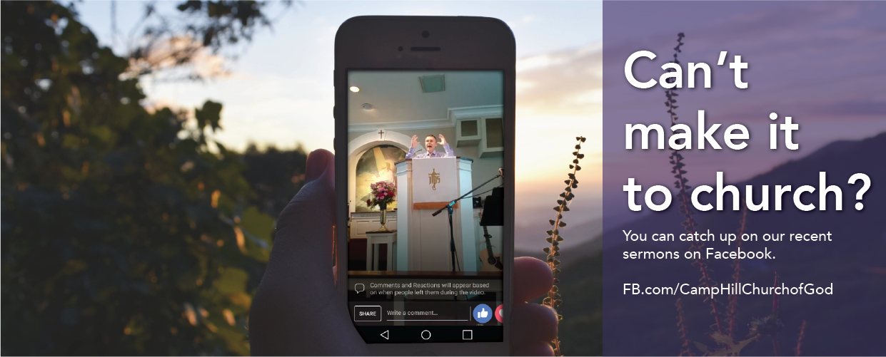 Facebook Sermons